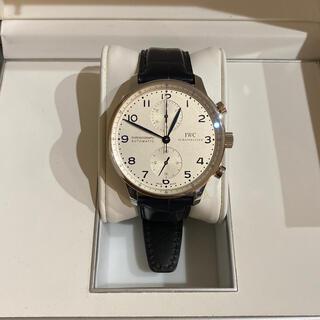 インターナショナルウォッチカンパニー(IWC)の【Shirokuma78様 専用】IWC ポルトギーゼ(腕時計(アナログ))