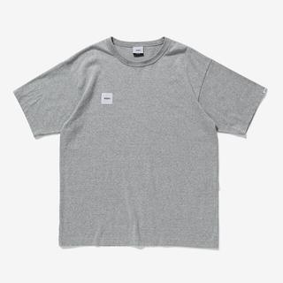 ダブルタップス(W)taps)の新品 Wtaps Home Base 01 グレー L(Tシャツ/カットソー(半袖/袖なし))