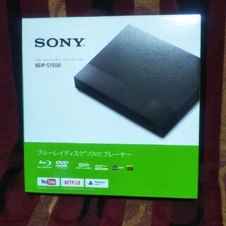SONY - SONY ブルーレイディスク/DVDプレーヤー BDP-S1500