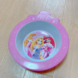ディズニー(Disney)のディズニープリンセス お皿(離乳食器セット)