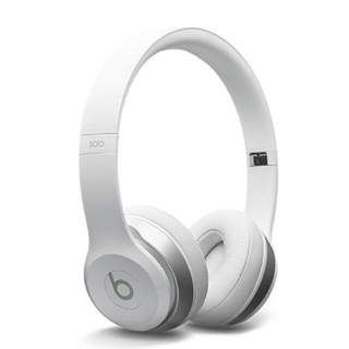 Beats by Dr Dre - 新品未開封 Beats by Dr. Dre Solo2 オンイヤーヘッドホン