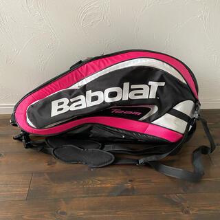 バボラ(Babolat)のバボラ ラケットバッグ 6本 テニス (バッグ)