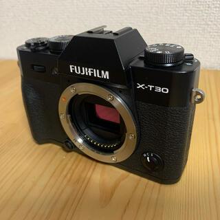 富士フイルム - FUJIFILM x-t30 ブラック ボディ