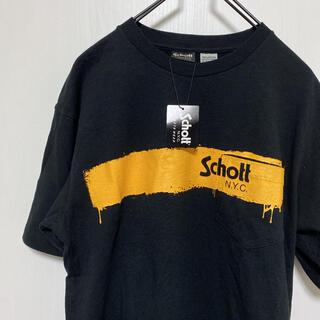 ショット(schott)の[[新品]] Schott  ショット Tシャツ(Tシャツ/カットソー(半袖/袖なし))
