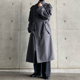 stein trench coat
