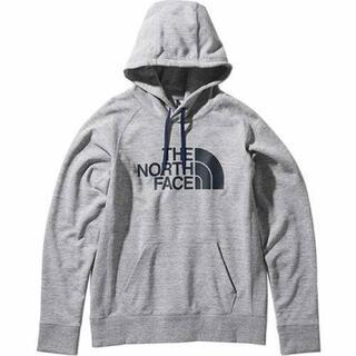 ザノースフェイス(THE NORTH FACE)のノースフェイス パーカー グレー NT12088 TNF 【新品】(パーカー)
