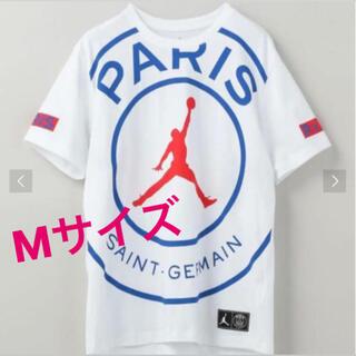 NIKE - 【入手困難品】パリサンジェルマン  ジョーダン Tシャツ Mサイズ