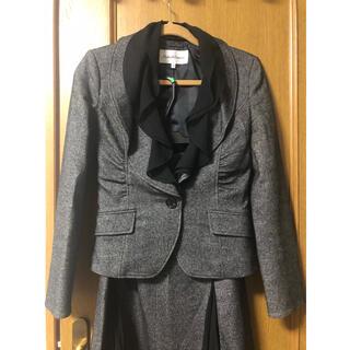 ピンキーアンドダイアン(Pinky&Dianne)のピンキー&ダイアン ツイードスーツ ワンピース(スーツ)