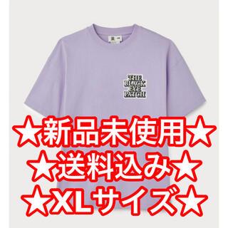 H&M - Tシャツ BLACK EYE PATCH H&M 半袖 ブラックアイパッチ