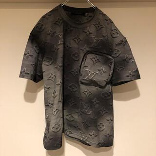 LOUIS VUITTON - LOUIS VUITTON ルイヴィトン 3Dエフェクト パッカブル Tシャツ
