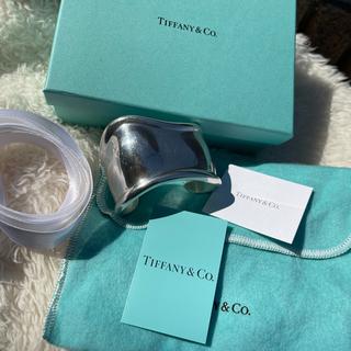 Tiffany & Co. - Tiffany ティファニー  エルサペレッティ バングル ボーンカフ 左手用