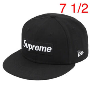 Supreme - Supreme Champions Box Logo New Era 黒 正規品