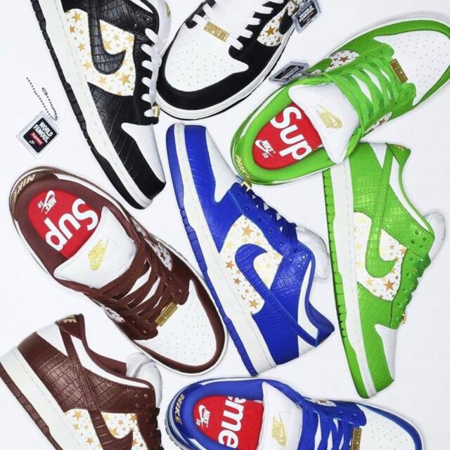 Supreme(シュプリーム)のsupreme nike sb dunk low シュプリーム ナイキ ダンク メンズの靴/シューズ(スニーカー)の商品写真