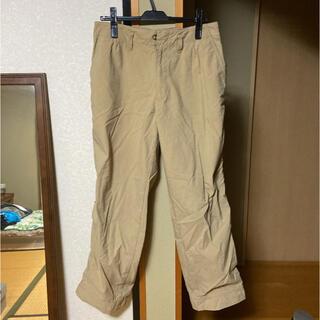 kolor - kolor カラー 18ss パッカリング パンツ