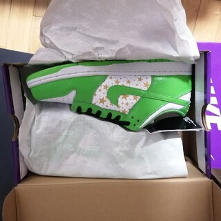 Supreme - supreme dunk low green 緑