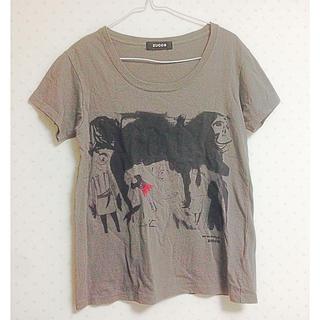 ズッカ(ZUCCa)のZUCCA✩Tシャツ(Tシャツ(半袖/袖なし))