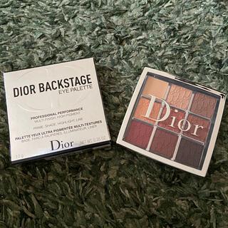 Dior - Dior バックステージアイパレット003 アンバー 9割以上残量
