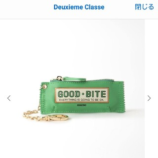 DEUXIEME CLASSE - GOOD GRIEF/グッドグリーフGOOD BITE MINI CASE