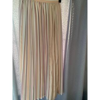 dazzlin - dazzlin (ダズリン)マルチストライププリーツスカート