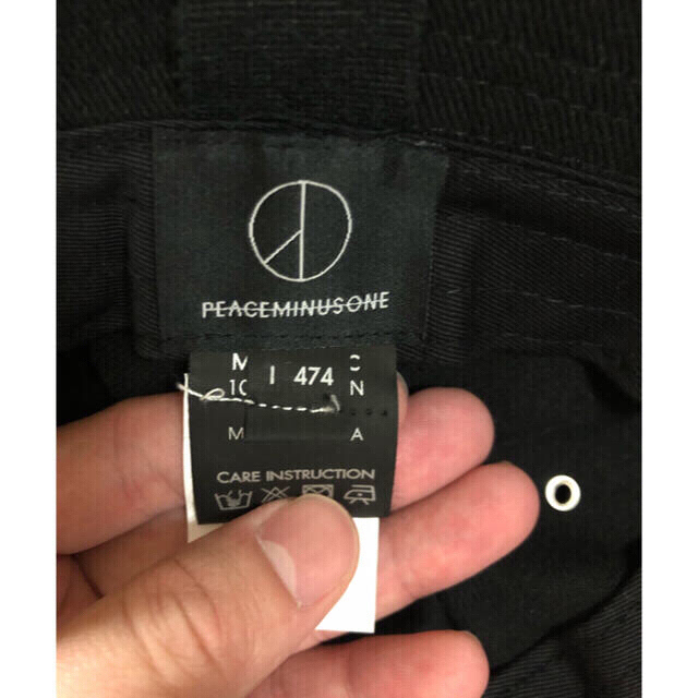 PEACEMINUSONE(ピースマイナスワン)のpeaceminusone バケットハット メンズの帽子(ハット)の商品写真