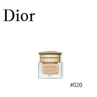 Dior - 【新品 未開封】ディオール プレステージ ラ クレーム ドゥ タン ミニサイズ