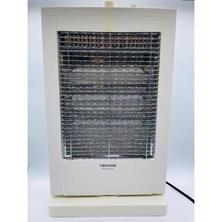 テクノス(TECHNOS)のTEKNOS PH-1211(W)ハロゲンヒーター ジャンク品(電気ヒーター)