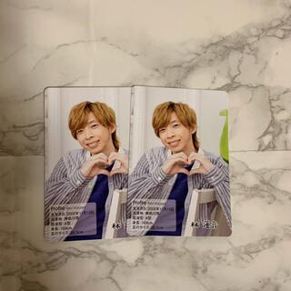 ジャニーズジュニア(ジャニーズJr.)の林蓮音 カレンダーカード(アイドルグッズ)