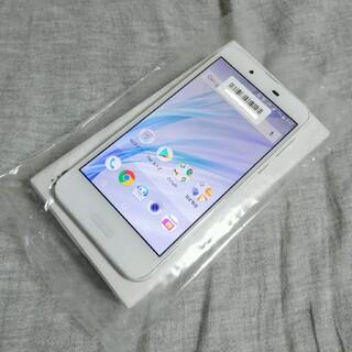 SHARP - 新品同様 simフリー UQmobile SHV40 AQUOS SENSE