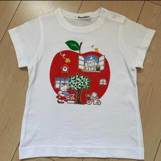 familiar - ファミリア おはなしTシャツ