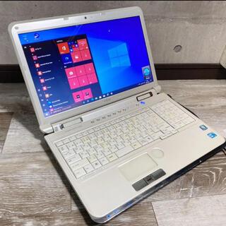 富士通 - 高速Core i5 Blu-ray 富士通LIFEBOOK Windows10