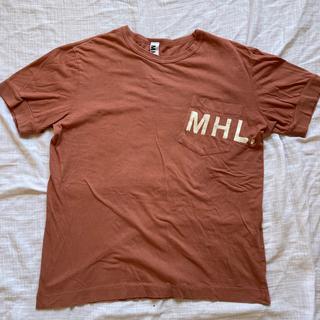 MHL 半袖 ポケットT Lサイズ(Tシャツ/カットソー(半袖/袖なし))