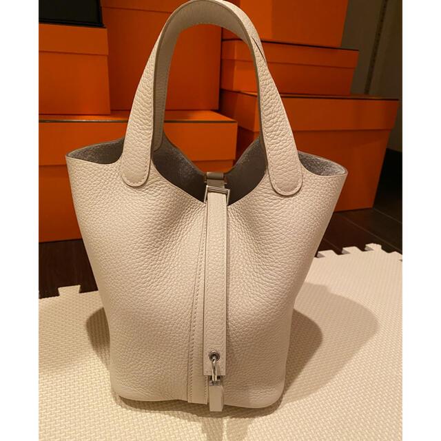 Hermes(エルメス)のエルメス ピコタン レディースのバッグ(ハンドバッグ)の商品写真