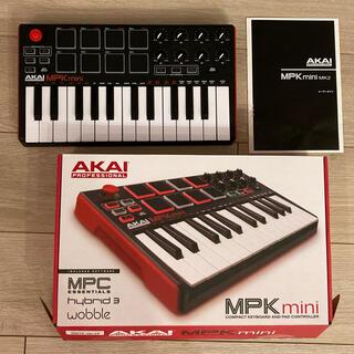 AKAI Professional MPK mini MK2(MIDIコントローラー)