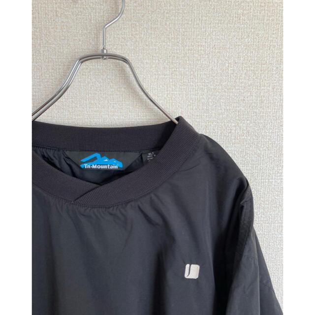 NIKE(ナイキ)の【90's】オーバーサイズナイロンアノラック 古着 スポーツmix メンズのジャケット/アウター(ナイロンジャケット)の商品写真
