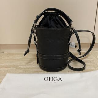 OHGA オーガ レザーバッグ 新品未使用