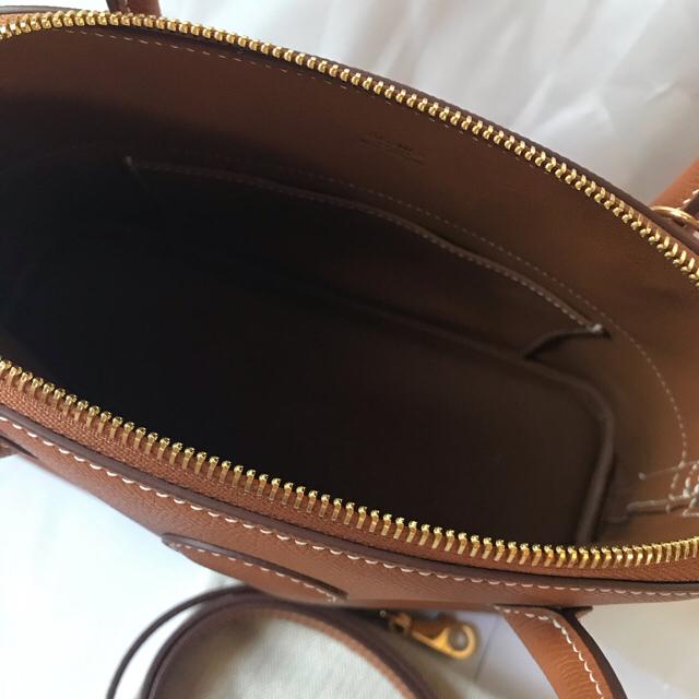 本革 ハイクオリティ オーダーバッグ ボリード タイプ 27 ゴールド  レディースのバッグ(ハンドバッグ)の商品写真
