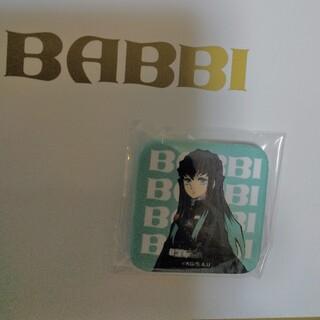 鬼滅の刃 BABBI  【時透 無一郎】缶バッジ