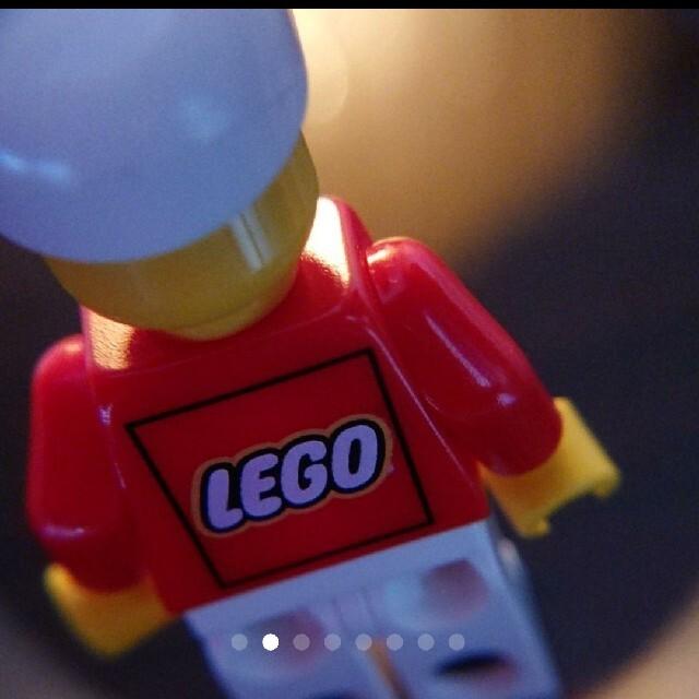 Lego(レゴ)のレゴ※ロゴ入り人形 エンタメ/ホビーのおもちゃ/ぬいぐるみ(キャラクターグッズ)の商品写真
