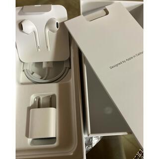 Apple -  iPhone SE2 【付属品一式のみ.新品】