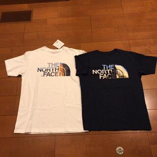 ザノースフェイス(THE NORTH FACE)の期間限定お値下げ❗️ノースフェイス Tシャツ 2点まとめ売り(Tシャツ/カットソー(半袖/袖なし))