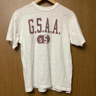ウエアハウス(WAREHOUSE)のwarehouse Tシャツ 半袖 Mサイズ(Tシャツ/カットソー(半袖/袖なし))
