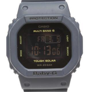 CASIO - カシオ CASIO 腕時計 BABY-G  BGD-5000 レディース
