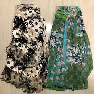 モルガン(MORGAN)のモルガン スカート 2点(ひざ丈スカート)