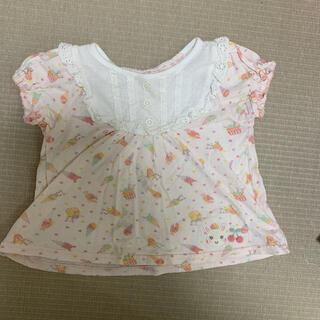 クーラクール(coeur a coeur)のクーラクールトップス90(Tシャツ/カットソー)