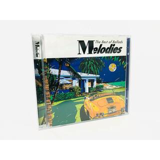新品同様/Melodies The Best of Ballads/V.A CD