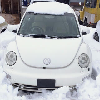 Volkswagen - 格安 フォルクスワーゲン ニュービートル(札幌)車検付き