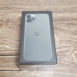 iPhone - 新品未開封  iPhone 11 Pro 256GB  SIMロック解除済み