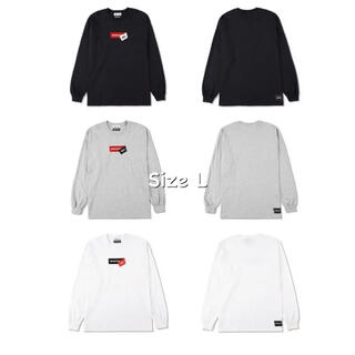 Supreme - WDS × XXX L/S T-shirt / WHITE XXX-SP-08