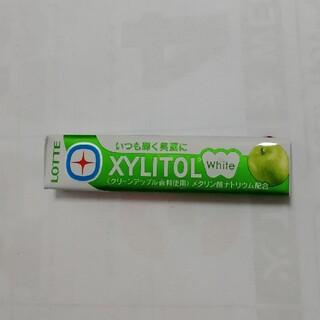 キシリトールホワイト グリーンアップル(菓子/デザート)