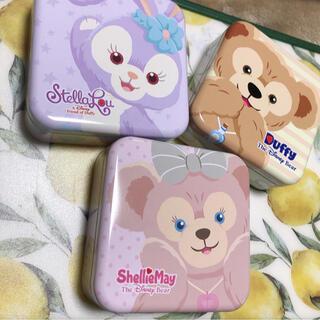 ディズニー(Disney)の海外限定 香港ディズニー 香港  缶 セット(キャラクターグッズ)